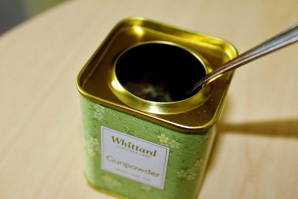 "alt=""Whittard Gunpowder Tea Review"""