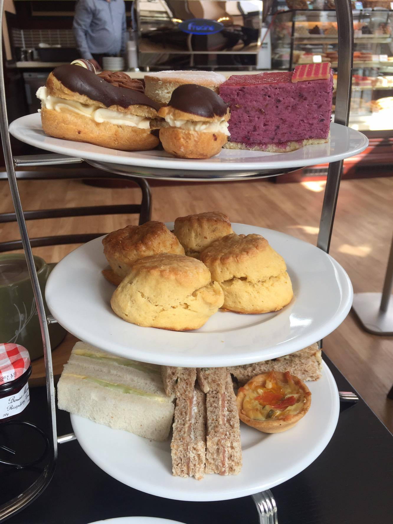 Patisserie Valerie Afternoon Tea Review