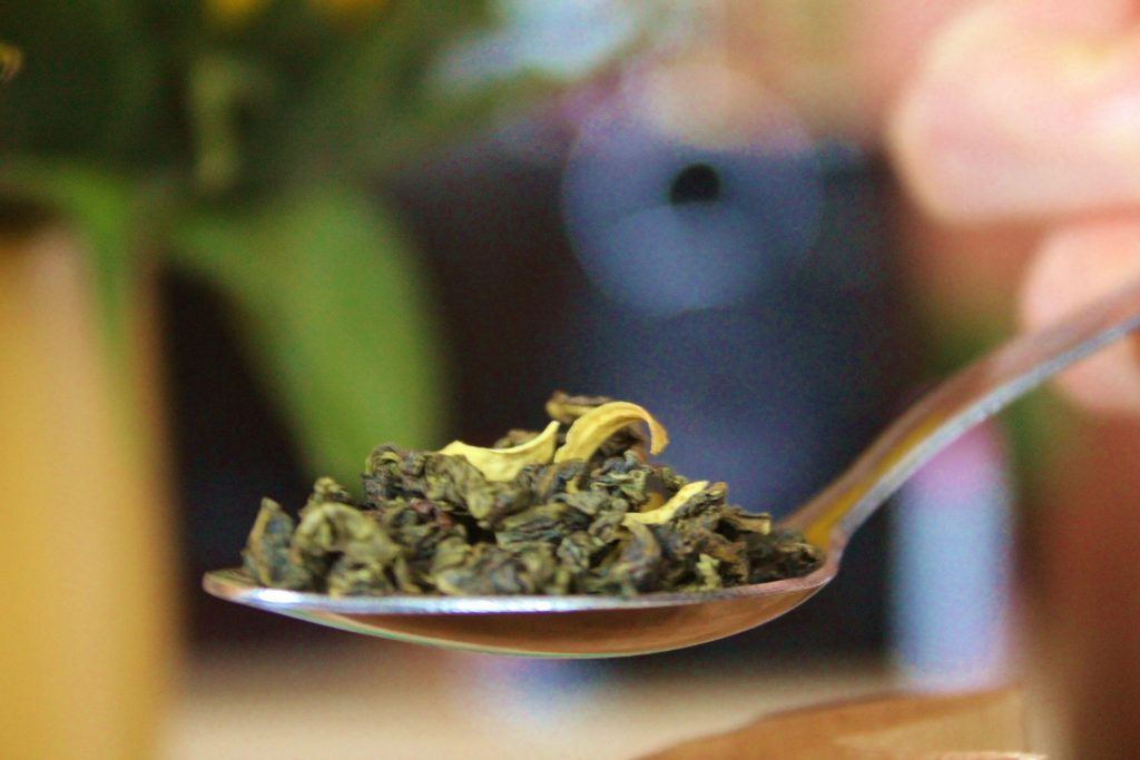 Suki Tea Oolong Orange Blossom Tea