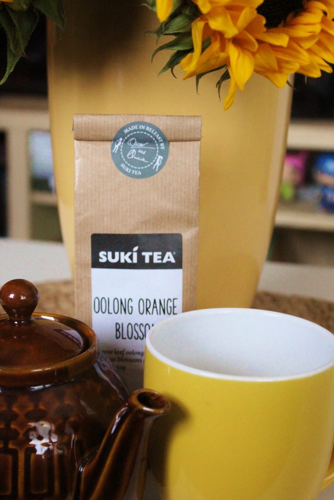 Suki Tea Review