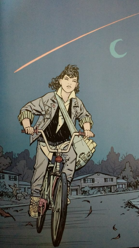 Paper Girls Vol 1 Review