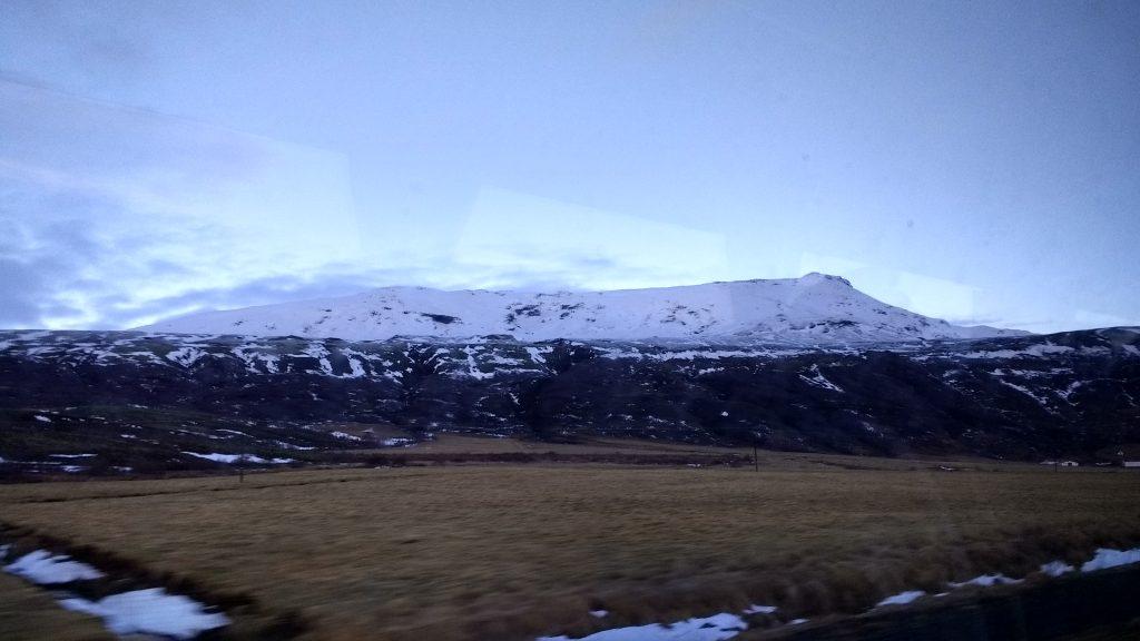 Hekla Volcano Iceland