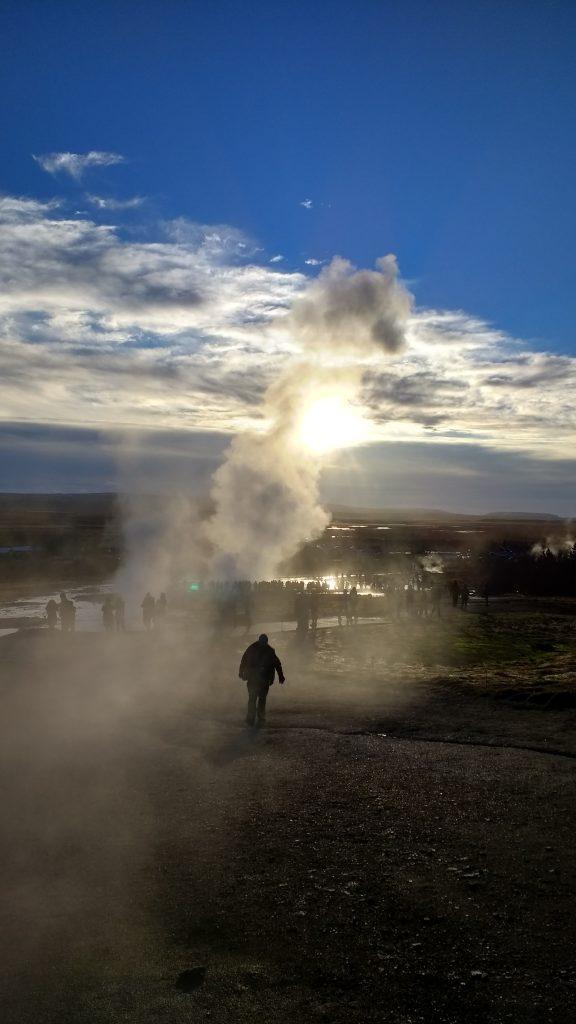 Stokkur Geyser Iceland