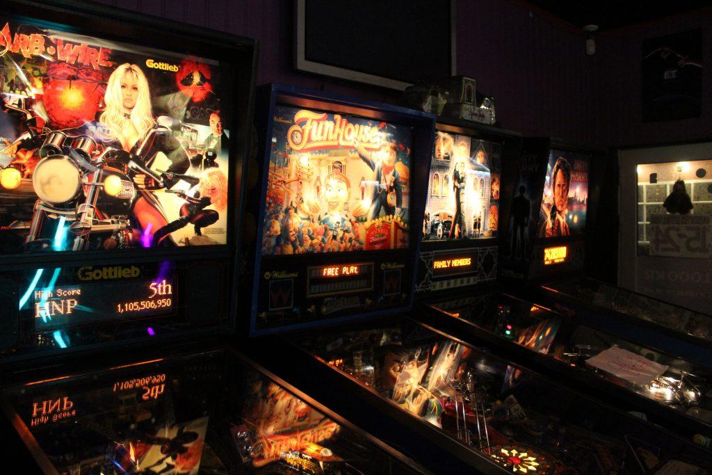 Freddi Games Arcade Reykjavik