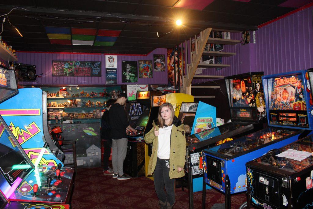 Freddi Reykjavik Arcade Games