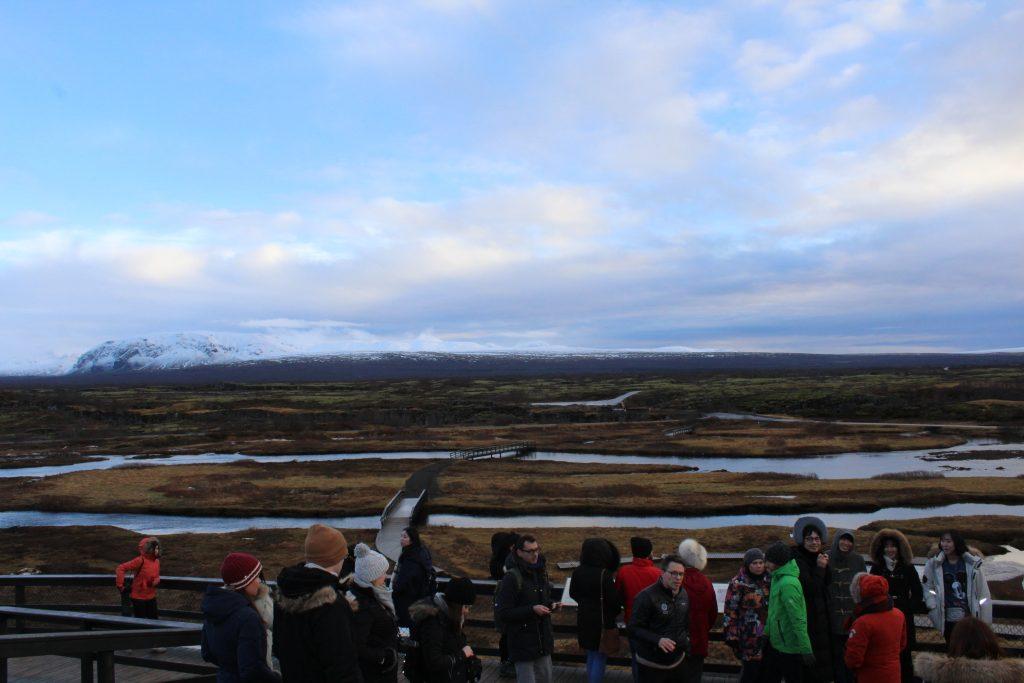Þingvellir National Park Iceland