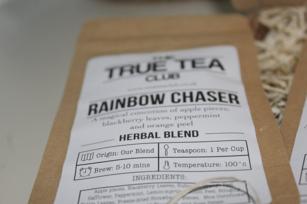 True Tea Club Rainbow Chaser Review