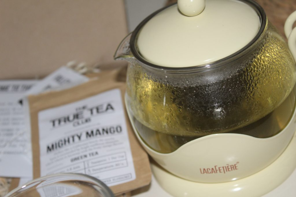 True Tea Club Mighty Mango Review
