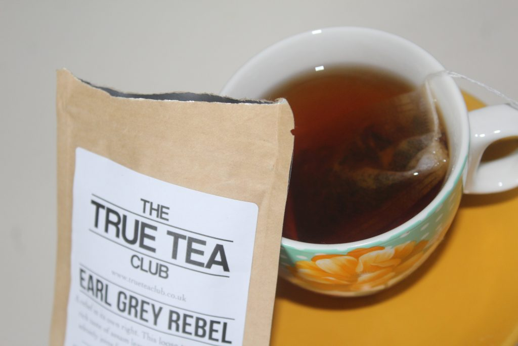 True Tea Club Earl Grey Rebel Review