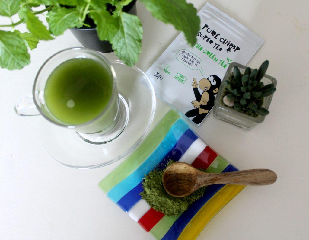Pure Chimp Matcha Green Tea Review