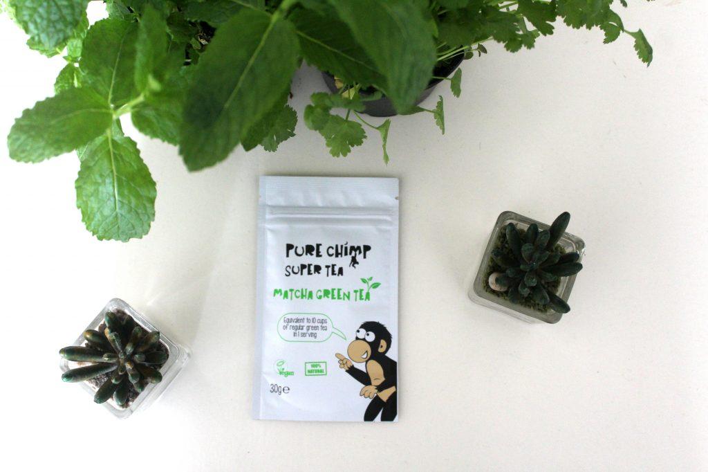 Pure Chimp Matcha Tea Review