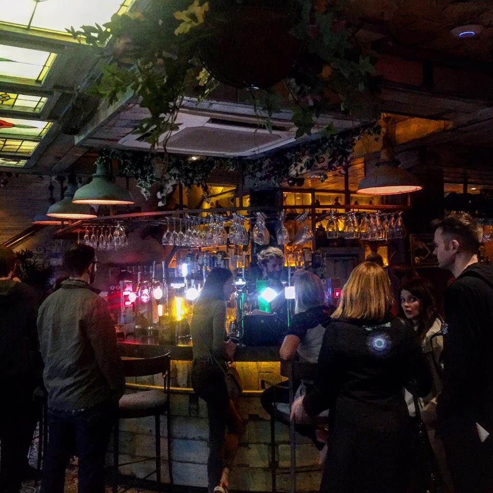 The Tipsy Bird Bar Belfast