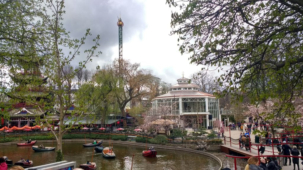 Copenhagen City Break Tivoli Gardens