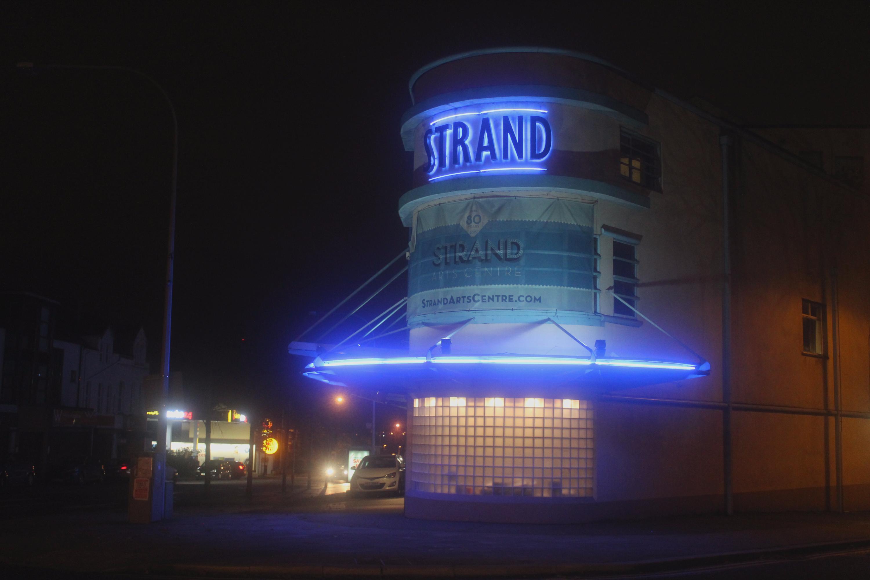 Spooky Strand Paranormal Tour