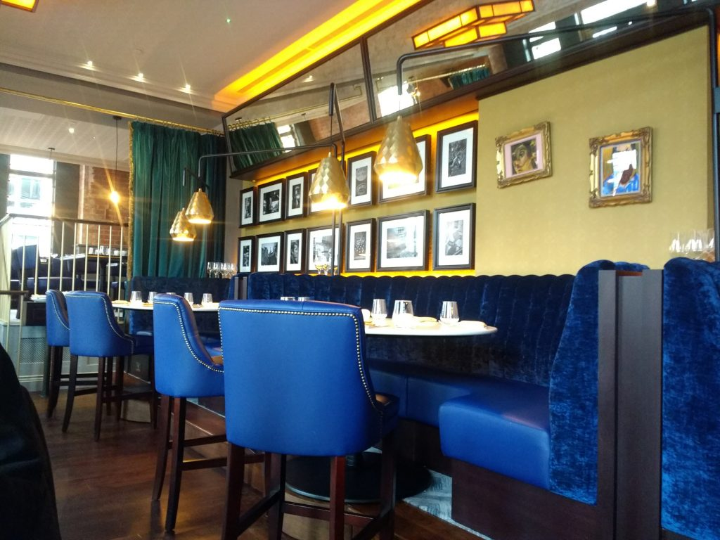 Café Parisien Belfast Review