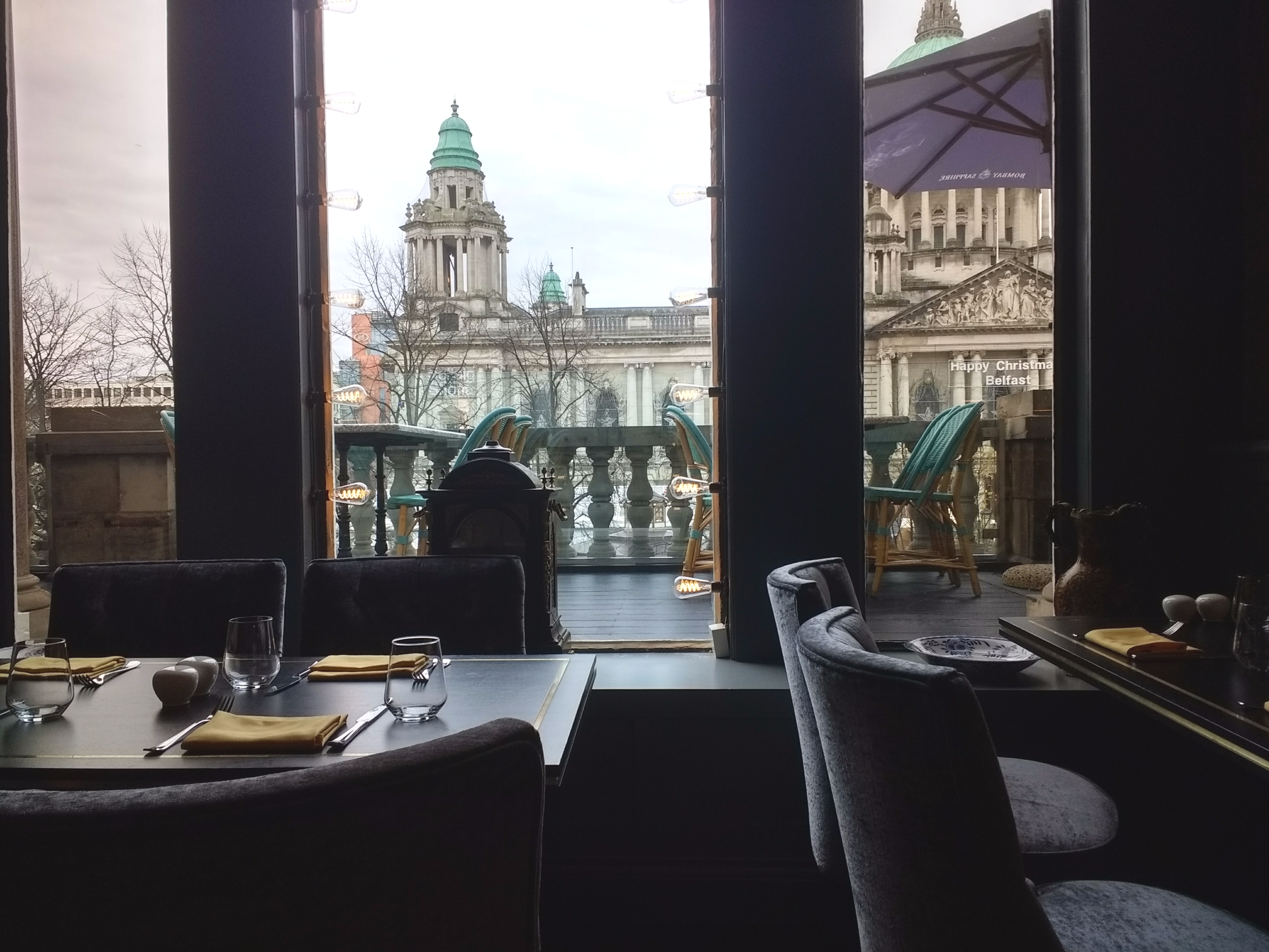Cafe Parisien Belfast Review
